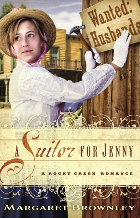 A Suitor for Jenny (A Rocky Creek Romance)