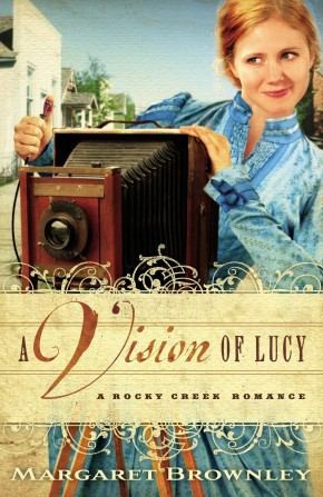 A Vision of Lucy (Rocky Creek Romance)