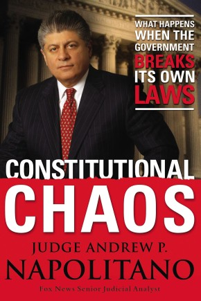 Constitutional Chaos: What Happens When the Government Breaks Its Own Laws *Scratch & Dent*