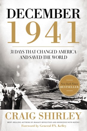 December 1941: PB 31 Days that Changed America and Saved the World *Scratch & Dent*