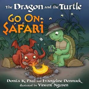 The Dragon and the Turtle Go on Safari *Scratch & Dent*