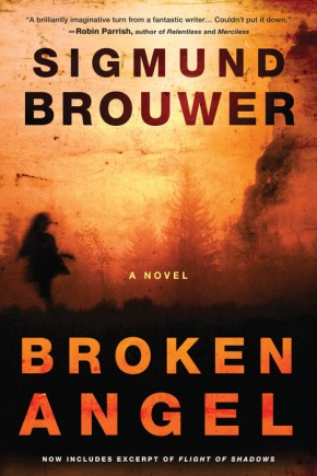 Broken Angel: A Novel (Caitlyn Brown Series)