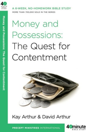 Money and Possessions (40-Minute Bible Studies)