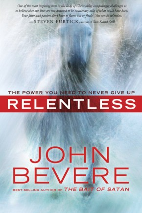 Relentless: The Power You Need to Never Give Up *Scratch & Dent*