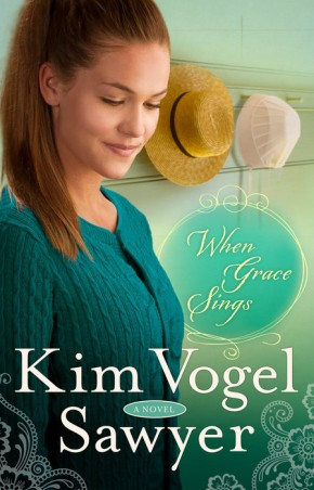 When Grace Sings: A Novel (The Zimmerman Restoration Trilogy) *Scratch & Dent*
