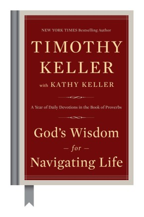 God's Wisdom for Navigating Life: A Year of Daily Devotions in the Book of Proverbs *Scratch & Dent*