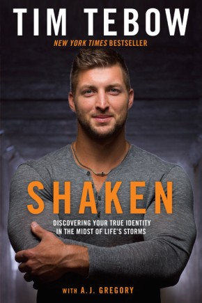 Shaken: Discovering Your True Identity in the Midst of Life's Storms *Scratch & Dent*