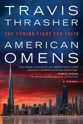American Omens: The Coming Fight for Faith: A Novel