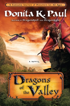 Dragons of the Valley: A Novel *Scratch & Dent*