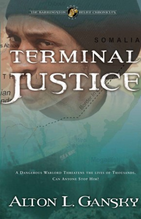 Terminal Justice (The Barringston Relief Chronicles, Book 1)
