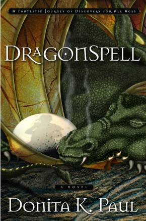 DragonSpell (Dragon Keepers Chronicles, Book 1) *Scratch & Dent*