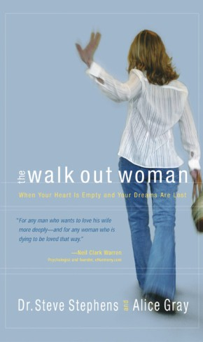 The Walk-Out Woman : When Your Heart is Empty and Your Dreams Are Lost *Scratch & Dent*
