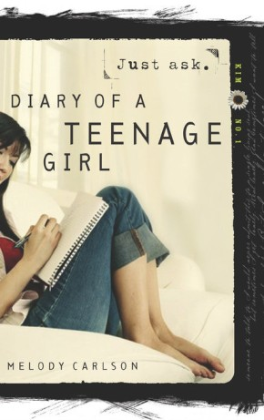 Just Ask (Diary of a Teenage Girl: Kim, Book 1) *Scratch & Dent*