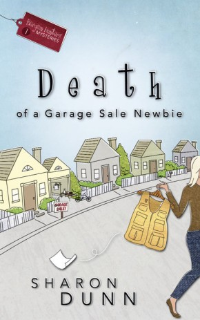 Death of a Garage Sale Newbie (Bargain Hunters Mysteries, No. 1)