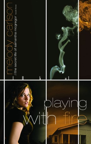 Playing with Fire (The Secret Life Samantha McGregor, Book 3)