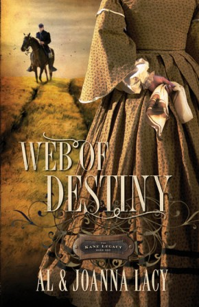 Web of Destiny (The Kane Legacy #2)