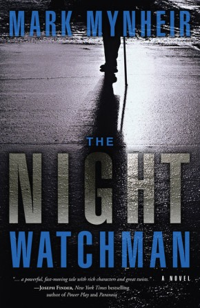 The Night Watchman (Ray Quinn Series, Book 1) *Scratch & Dent*