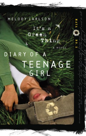 It's a Green Thing (Diary of a Teenage Girl: Maya, Book 2)