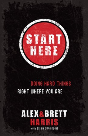 Start Here: Doing Hard Things Right Where You Are *Scratch & Dent*