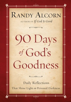 Ninety Days of God's Goodness: Daily Reflections That Shine Light on Personal Darkness *Scratch & Dent*