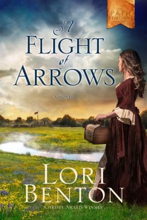 A Flight of Arrows: A Novel (The Pathfinders) *Scratch & Dent*