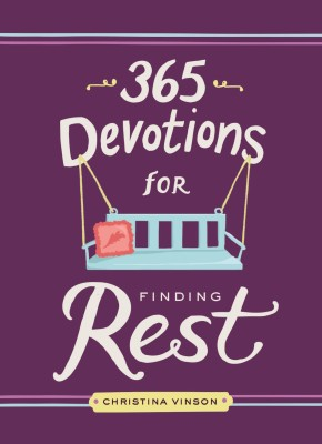 365 Devotions for Finding Rest *Scratch & Dent*