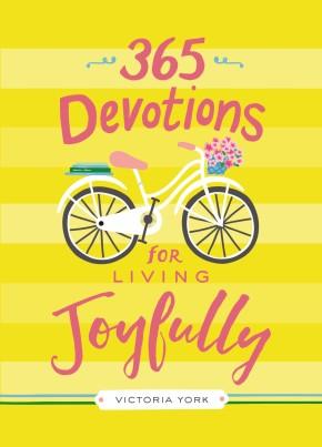 365 Devotions for Living Joyfully *Scratch & Dent*