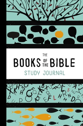 The Books of the Bible Study Journal *Scratch & Dent*