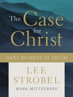 The Case for Christ Daily Moment of Truth *Scratch & Dent*