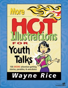 More Hot Illustrations for Youth Talks *Scratch & Dent*