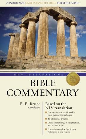New International Bible Commentary *Scratch & Dent*