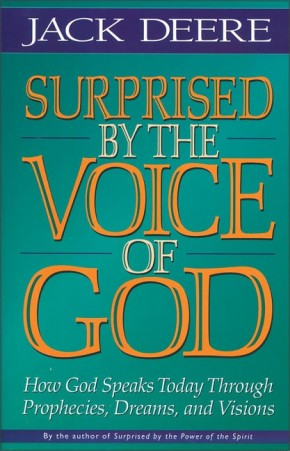 Surprised by the Voice of God *Scratch & Dent*