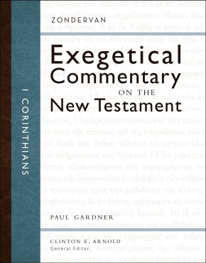 1 Corinthians (Zondervan Exegetical Commentary on the New Testament) *Scratch & Dent*
