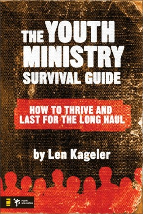 The Youth Ministry Survival Guide: How to Thrive and Last for the Long Haul (Youth Specialties (Paperback))