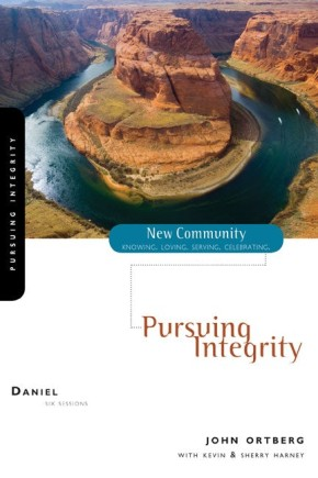 Daniel: Pursuing Integrity (New Community Bible Study Series)