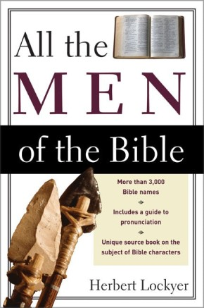 All the Men of the Bible *Scratch & Dent*