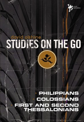 Philippians, Colossians, First and Second Thessalonians (Studies on the Go)