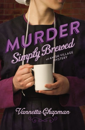 Murder Simply Brewed (An Amish Village Mystery) *Scratch & Dent*