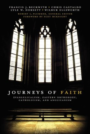 Journeys of Faith: Evangelicalism, Eastern Orthodoxy, Catholicism, and Anglicanism *Scratch & Dent*