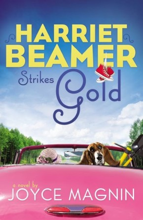 Harriet Beamer Strikes Gold (Harriet Beamer Series)