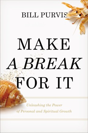 Make a Break for It: Unleashing the Power of Personal and Spiritual Growth *Scratch & Dent*