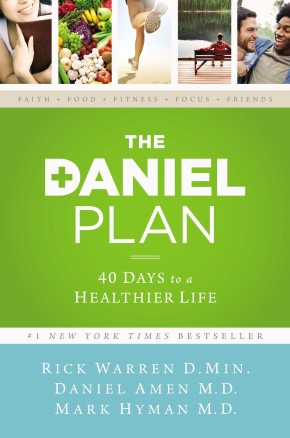 The Daniel Plan: 40 Days to a Healthier Life *Scratch & Dent*