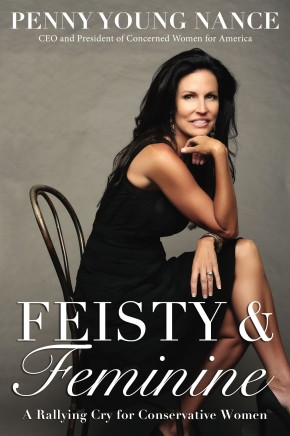 Feisty and   Feminine: A Rallying Cry for Conservative Women *Scratch & Dent*