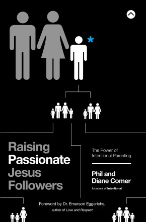 Raising Passionate Jesus Followers: The Power of Intentional Parenting *Scratch & Dent*