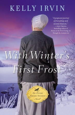 With Winter's First Frost (An Every Amish Season Novel) *Scratch & Dent*