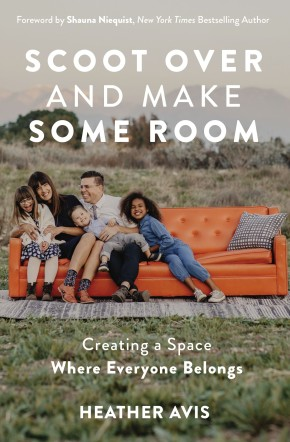 Scoot Over and Make Some Room: Creating a Space Where Everyone Belongs *Scratch & Dent*