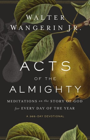 Acts of the Almighty: Meditations on the Story of God for Every Day of the Year