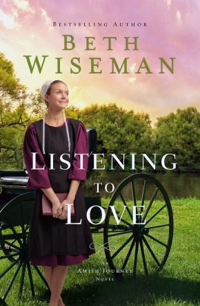 Listening to Love (An Amish Journey Novel) *Scratch & Dent*