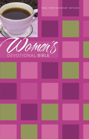 NIV, Women's Devotional Bible, Hardcover *Scratch & Dent*