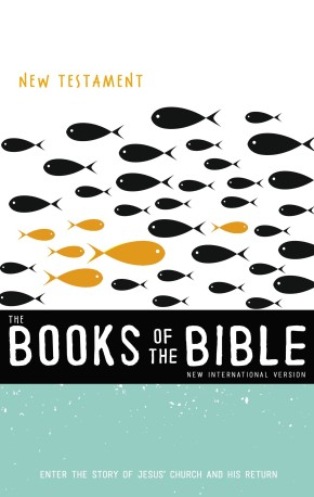 NIV, The Books of the Bible: New Testament, Hardcover: Enter the Story of Jesus' Church and His Return
